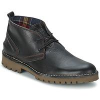 kengät Miehet Bootsit TBS MAXIME Black
