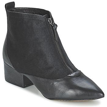 kengät Naiset Nilkkurit French Connection ROBREY Musta