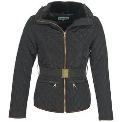 vaatteet Naiset Toppatakki Best Mountain AOUINETI Black