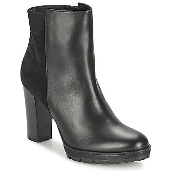 kengät Naiset Nilkkurit Nome Footwear CLAQUANTE Black