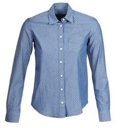 vaatteet Naiset Paitapusero / Kauluspaita Gant EXUNIDE Sininen