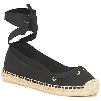 kengät Naiset Espadrillot Jonak JIMENA Musta