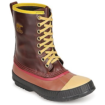 kengät Miehet Talvisaappaat Sorel MENS SENTRY ORIGINAL Brown