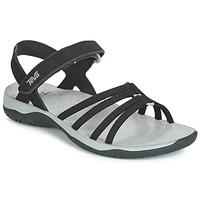 kengät Naiset Sandaalit ja avokkaat Teva ELZADA SANDAL WEB Black