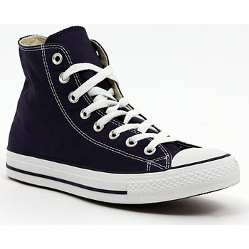 kengät Lapset Korkeavartiset tennarit Converse ALL STAR HI NAVY Multicolore
