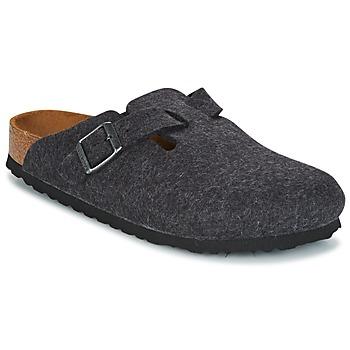 kengät Puukengät Birkenstock BOSTON Grey