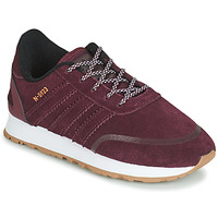 kengät Lapset Matalavartiset tennarit adidas Originals N-5923 C Bordeaux