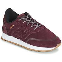 kengät Lapset Matalavartiset tennarit adidas Originals N-5923 C Bordeaux