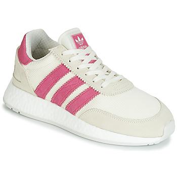 kengät Naiset Matalavartiset tennarit adidas Originals I-5923 W White