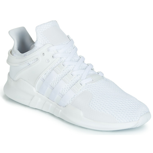 kengät Miehet Matalavartiset tennarit adidas Originals EQT SUPPORT ADV White