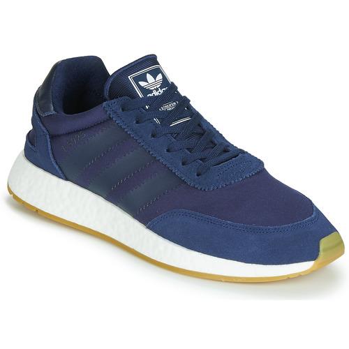 kengät Miehet Matalavartiset tennarit adidas Originals I-5923 Sininen / Sininen