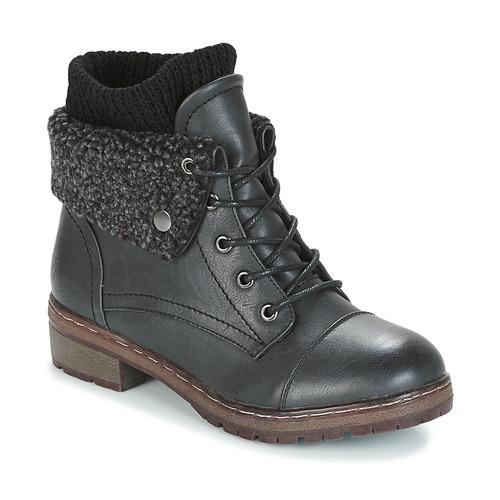 kengät Naiset Bootsit Coolway BRING Black
