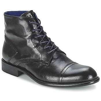 kengät Miehet Bootsit Azzaro EPICOR Black