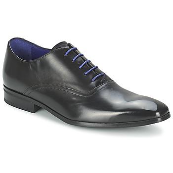kengät Miehet Herrainkengät Azzaro NOBODAN Black