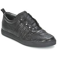 kengät Miehet Matalavartiset tennarit Bikkembergs SOCCER CAPSULE 522 Black