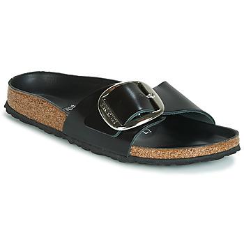 kengät Naiset Sandaalit Birkenstock MADRID BIG BUCKLE Black