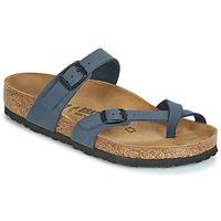 kengät Naiset Sandaalit Birkenstock MAYARI Laivastonsininen