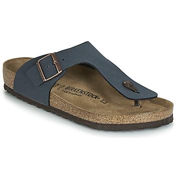 kengät Miehet Varvassandaalit Birkenstock RAMSES Sininen