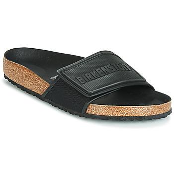 kengät Miehet Rantasandaalit Birkenstock TEMA Black