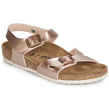 kengät Tytöt Sandaalit ja avokkaat Birkenstock RIO Pink