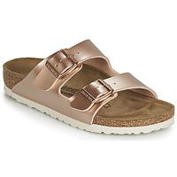 kengät Tytöt Sandaalit Birkenstock ARIZONA Kulta