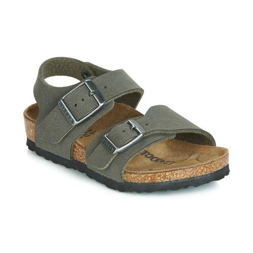 kengät Pojat Sandaalit ja avokkaat Birkenstock NEW YORK Grey