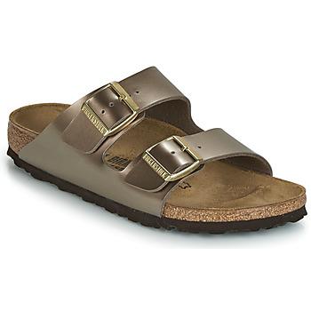 kengät Naiset Sandaalit Birkenstock ARIZONA Bronze