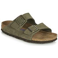 kengät Naiset Sandaalit Birkenstock ARIZONA SFB Kaki