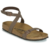 kengät Naiset Sandaalit ja avokkaat Birkenstock DALOA Brown