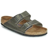 kengät Miehet Sandaalit Birkenstock ARIZONA SFB Grey