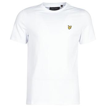 vaatteet Miehet Lyhythihainen t-paita Lyle & Scott FAFARLITE White