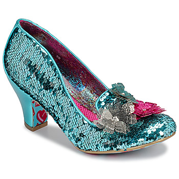 kengät Naiset Korkokengät Irregular Choice CARIAD Sininen
