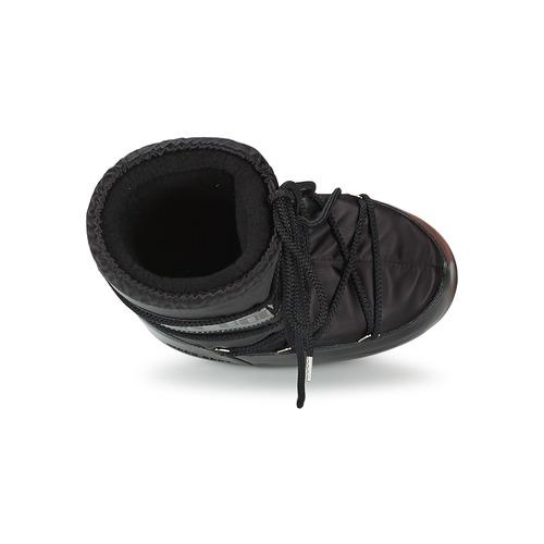 Moon Boot Glance Black - Ilmainen Toimitus- Kengät Talvisaappaat Naiset 120