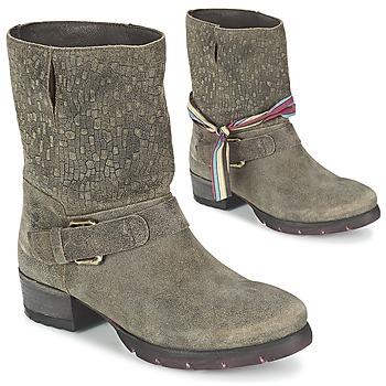 kengät Naiset Bootsit Felmini RARSA Brown