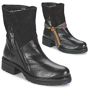 kengät Naiset Bootsit Felmini CLARA Black