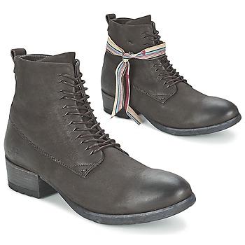 kengät Naiset Bootsit Felmini RAISA Grey