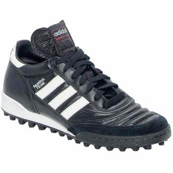 kengät Jalkapallokengät adidas Performance MUNDIAL TEAM DUR Musta / Valkoinen