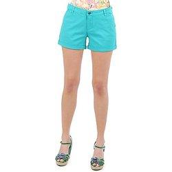 vaatteet Naiset Shortsit / Bermuda-shortsit Vero Moda RIDER 634 DENIM SHORTS - MIX Turkoosi