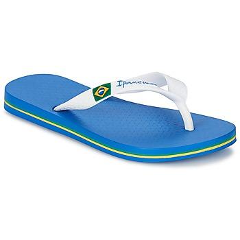 kengät Pojat Varvassandaalit Ipanema CLASSICA BRASIL II KIDS Blue / White