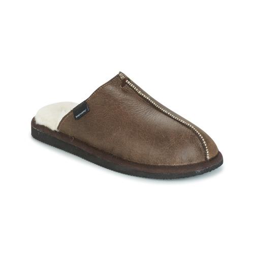 kengät Miehet Tossut Shepherd HUGO Brown