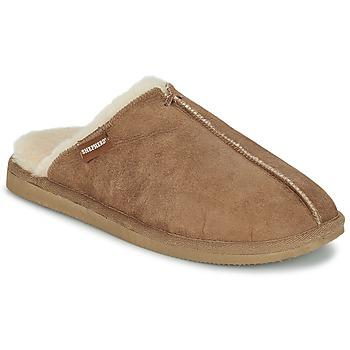 kengät Miehet Tossut Shepherd HUGO Camel