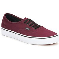 kengät Matalavartiset tennarit Vans AUTHENTIC BORDEAUX
