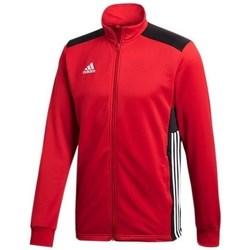 vaatteet Miehet Svetari adidas Originals Regista 18 Training Jacket Punainen
