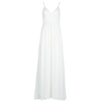 vaatteet Naiset Pitkä mekko Betty London J.VICTOIRE White