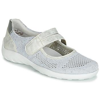 kengät Naiset Balleriinat Remonte Dorndorf HUIJI Hopea