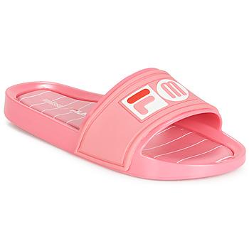 kengät Naiset Rantasandaalit Melissa SLIDE + FILA Pink
