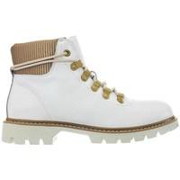 kengät Naiset Bootsit Caterpillar Handshake W Valkoiset, Beesit
