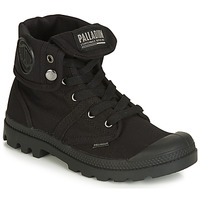 kengät Naiset Bootsit Palladium PALLABROUSE BAGGY Black