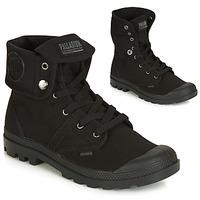 kengät Miehet Bootsit Palladium PALLABROUSE BAGGY Black
