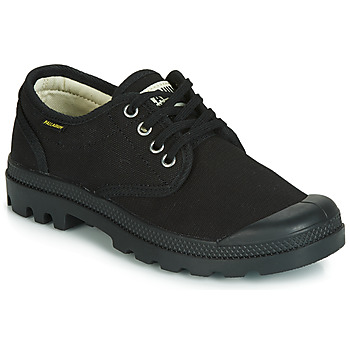 kengät Matalavartiset tennarit Palladium PAMPA OX ORIGINALE Musta